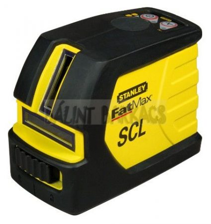 Stanley kersztsugaras lézer SCL 1-77-320