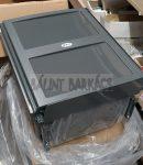 Kihúzható fékes szelektív hulladékgyűjtő 45cm 2×15L