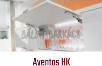 Blum Aventos HK Top Tip-On KOMPLETT