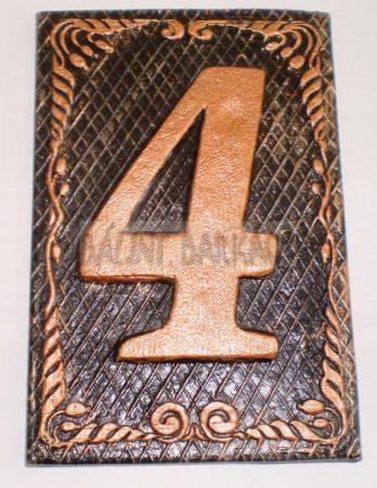 Házszám 4-es