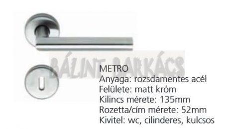 Kilincs MERTO