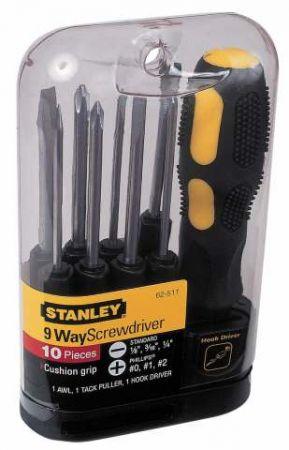 Stanley Multifunkciós csavarhúzó készlet 62-511