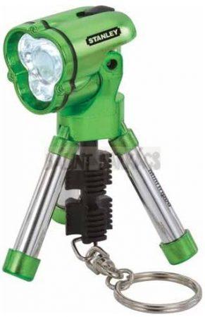 Stanley 1-95-393 MiniTripod kulcstartós elemlámpa