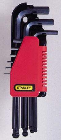Stanley Imbuszkulcs készlet 9 részes 69-256