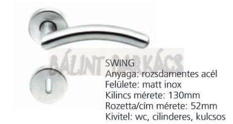 Kilincs Swing