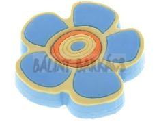 1146. Gyerek fogantyú (kék virág)