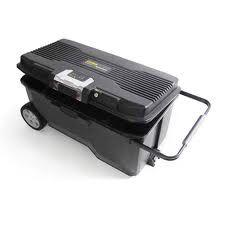 Szerszámláda,FatMax Xtreme biztonságizáras, rögzíthető, szerszámos kocsi 1-97-488