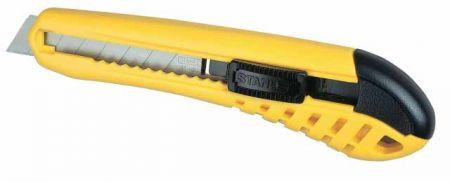 Műanyagházas kés 10-380