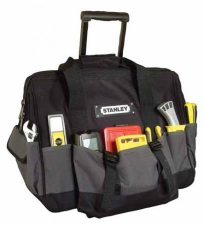 Szerszámos táska, kerekes 93-328