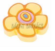 1144. Gyerek fogantyú (sárga virág)