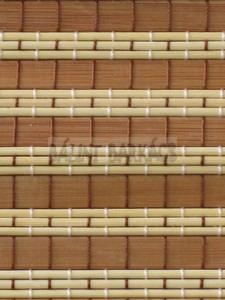 Hagyományos bambusz roló BC09