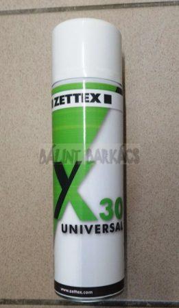 Ragasztó spray, hőálló X30